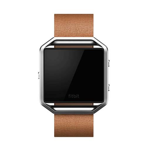 Fitbit leren horlogeband kopen