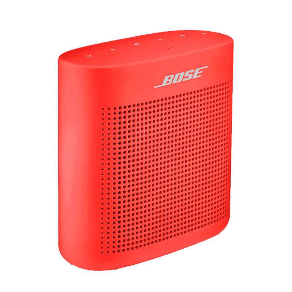 Bose SoundLink Color 2 BT  bluetooth speaker rood, Rood