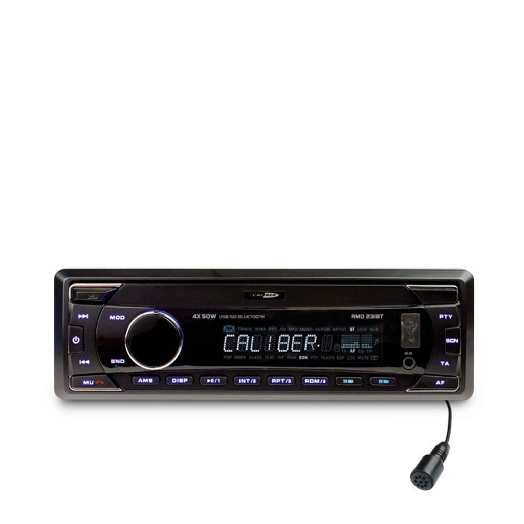 Caliber RMD231BT 1DIN bluetooth autoradio