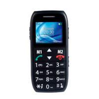 Fysic FM-7500 senioren telefoon mobiele telefoon, Zwart