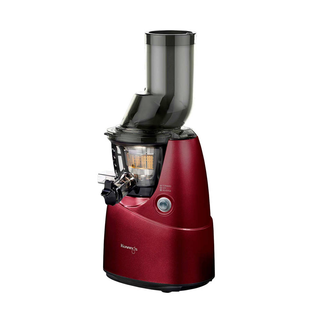 Kuvings Big Mouth slowjuicer, Rood