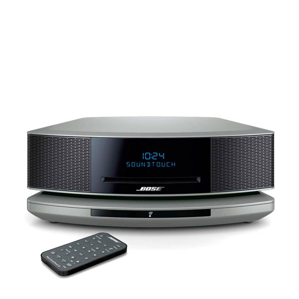 Bose Wave Soundtouch MS IV draadloos muzieksysteem zilver, Zilver