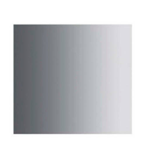 Smeg wandpaneel RVS 70 cm