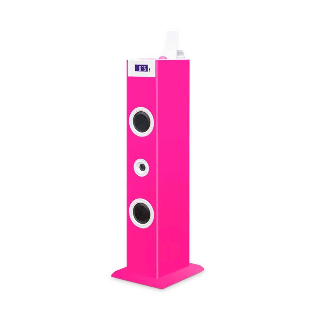 BigBen karaoke sing a long tower, Roze
