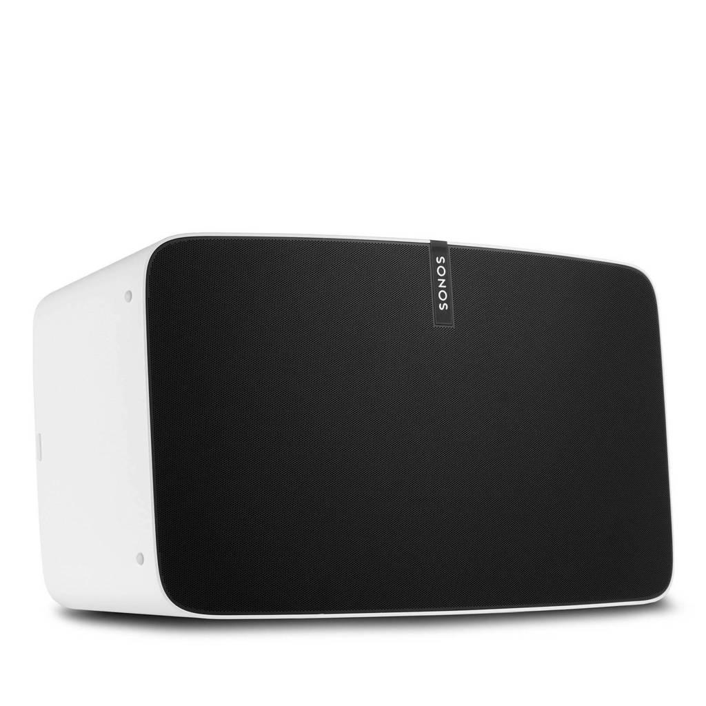 Sonos PLAY:5 draadloos muzieksysteem wit, Wit