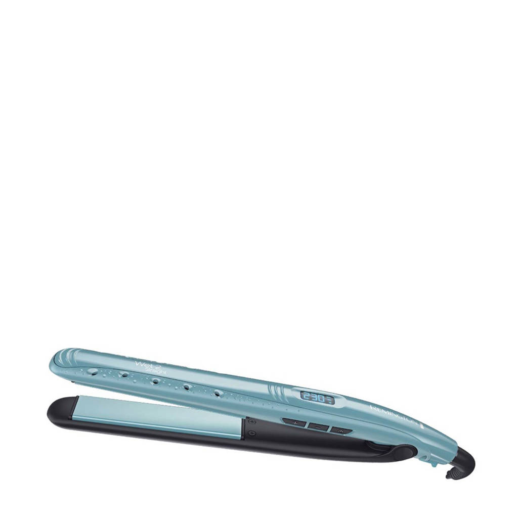 Remington S7300 stijltang, Zwart, Blauw
