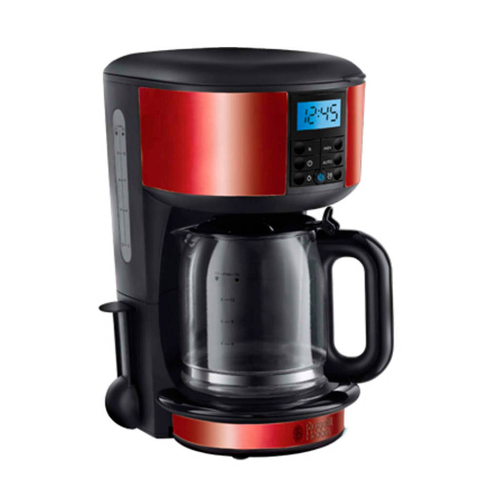 Russell Hobbs 20682-56 koffiemachine, Rood