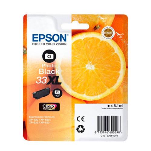 Epson T3361 XL PH BLACK inktcartridge kopen