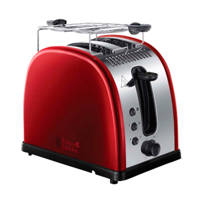 Russell Hobbs 21291-56 Legacy Red broodrooster, Rood