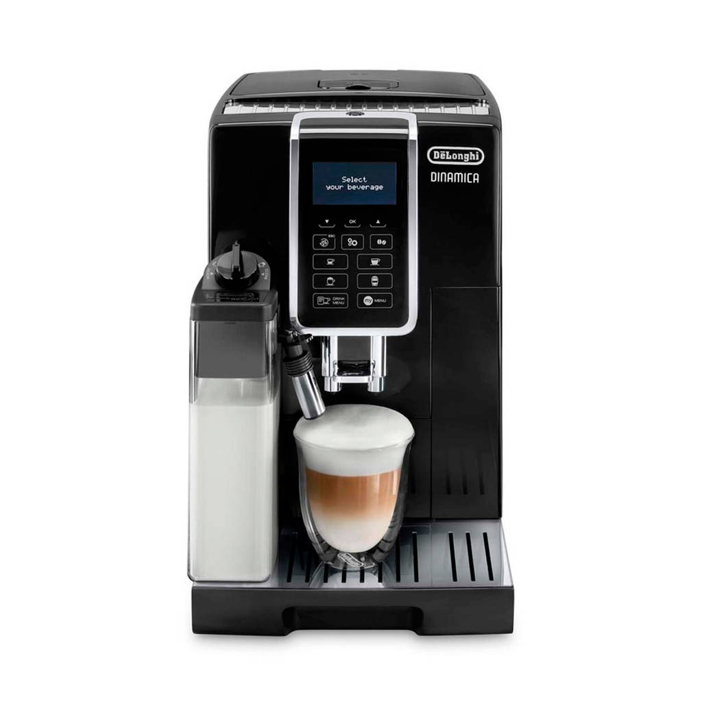 De'Longhi ECAM 350.55.B DINAMICA koffiemachine, Zwart