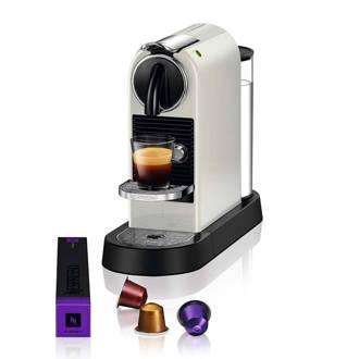Citiz White M195 Nespresso machine