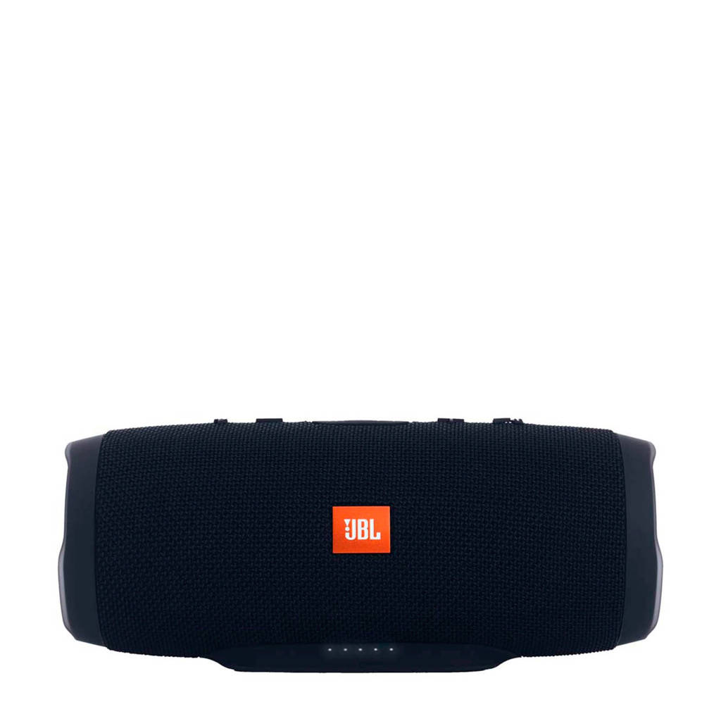 JBL Charge 3  bluetooth speaker zwart, Zwart