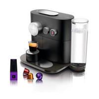 Krups Expert Off-Black XN6008 Nespresso machine, Zwart