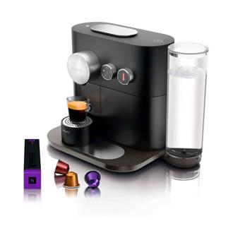 Expert Off-Black XN6008 Nespresso machine