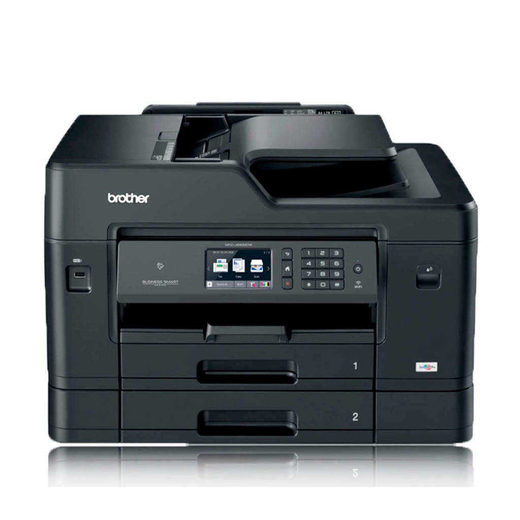 Brother MFC-J6930DW all-in-one printer, Zwart