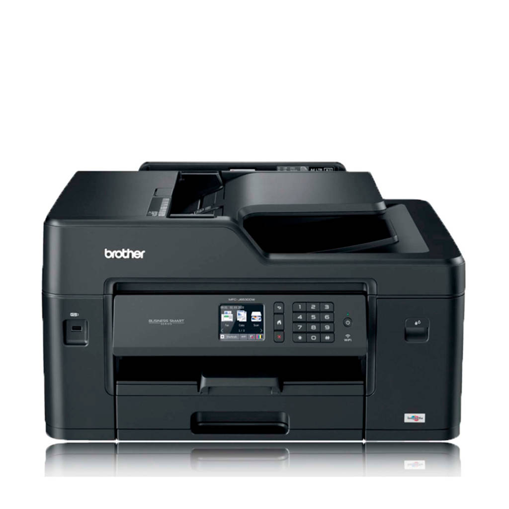 Brother MFC-J6530DW all-in-one printer, Zwart