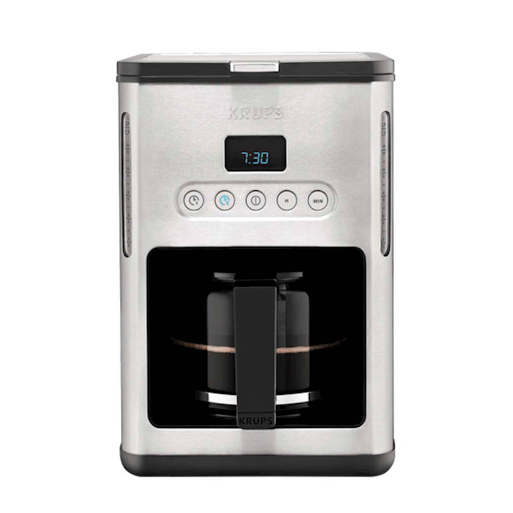 Krups KM442D koffiezetapparaat, Roestvrijstaal