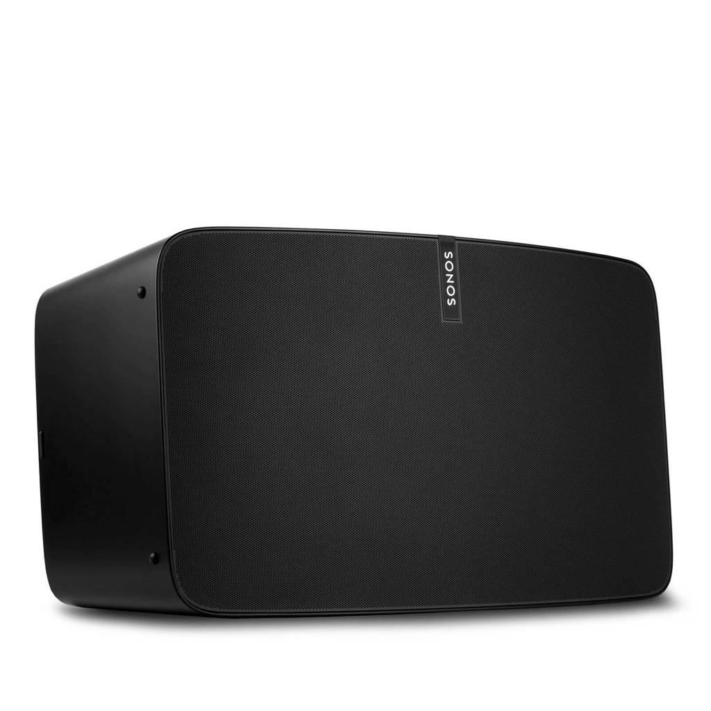 Sonos PLAY:5 draadloos muzieksysteem zwart, Zwart