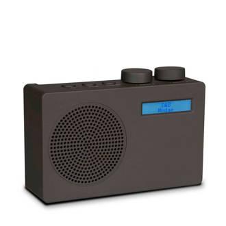 NDB10AT draagbare DAB+ radio antraciet
