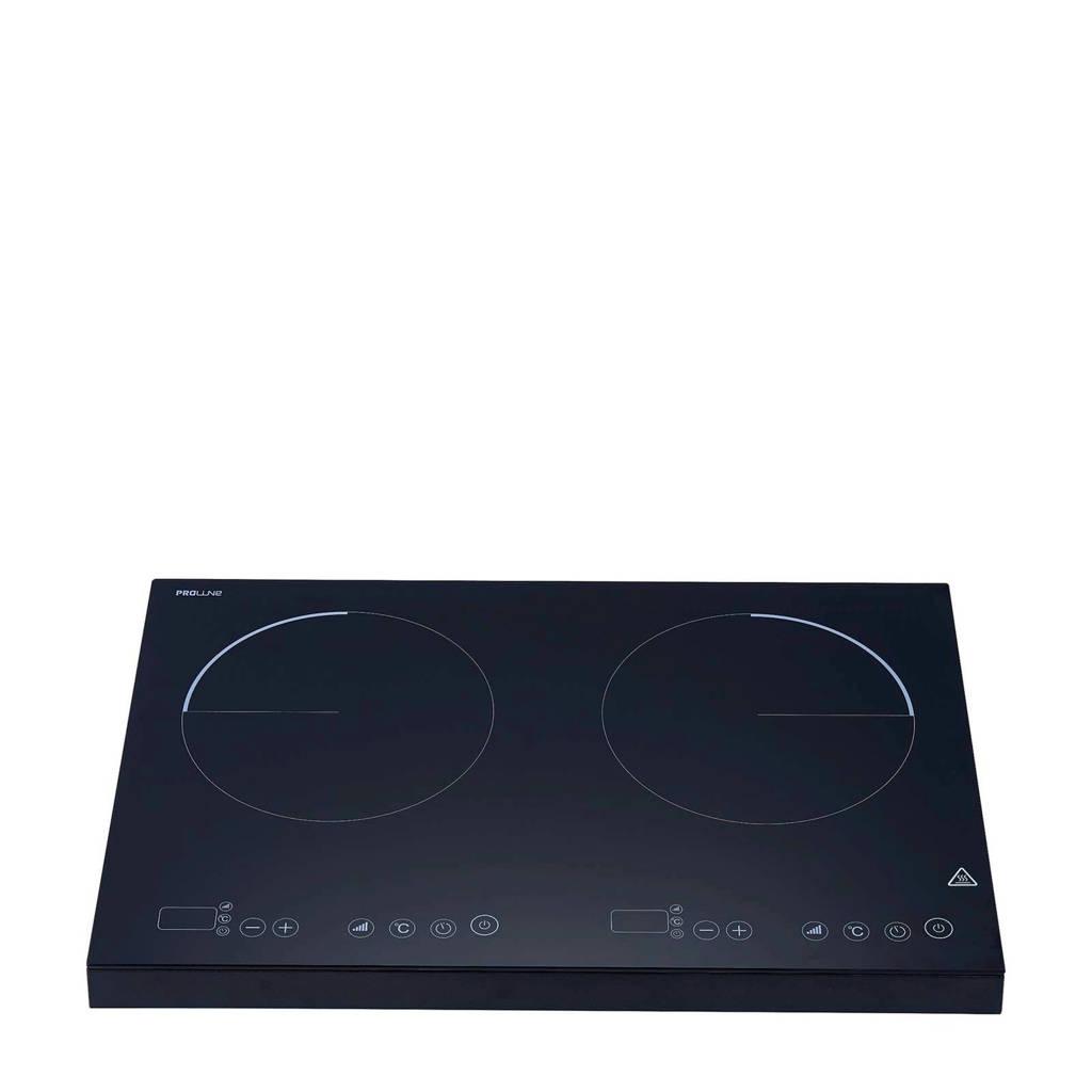 Proline ICD3500 inductie kookplaat, Zwart