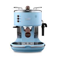 De'Longhi Icona Vintage ECOV311.AZ espressomachine, Blauw