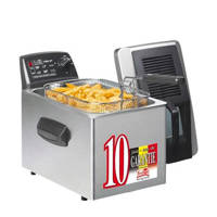 Fritel SF4571 Friteuse, Roestvrijstaal