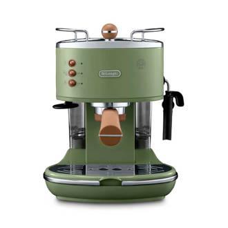 DeLonghi Icona Vintage ECOV311.GR espressomachine