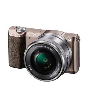 A5100 16-50mm Bruin Systeemcamera