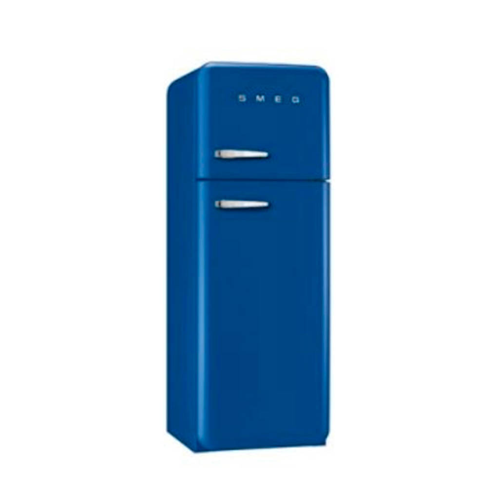Smeg FAB30RBL1 koelvriescombinatie, Blauw
