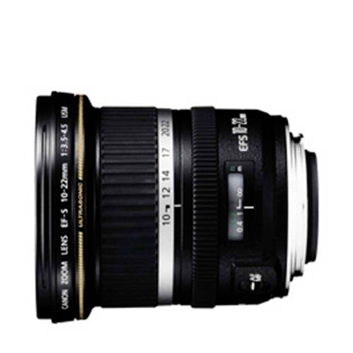 Canon EF-S10-22 mm-1:3,5-4,5USM Set4