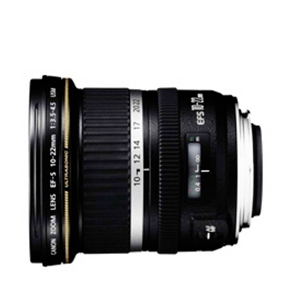 Canon EFS10-22MM USM Lens