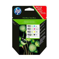 HP 950/951 BK3CL inktcartridges