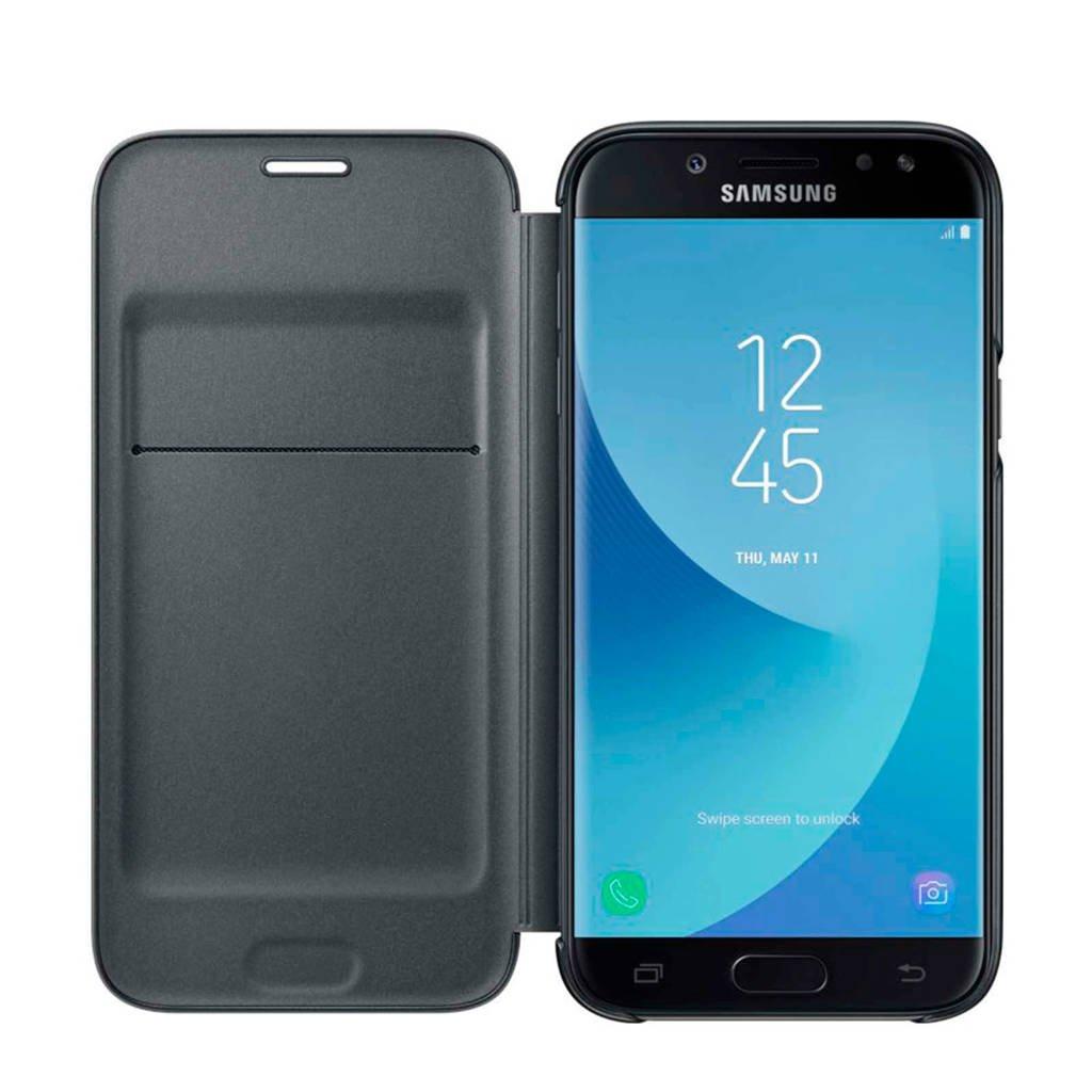 Samsung Galaxy J5 (2017) flipcover, Zwart
