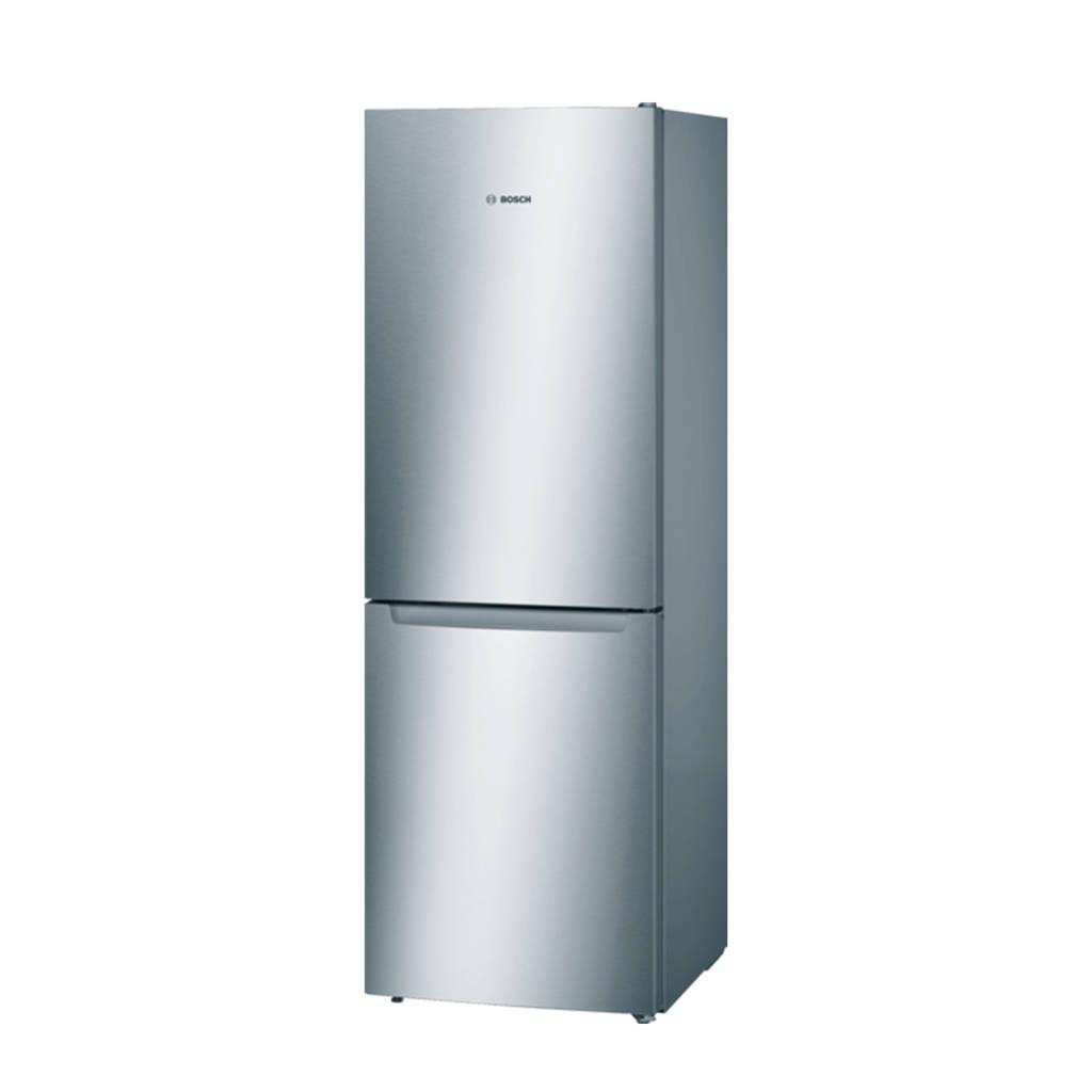Bosch KGN33NL30 koelvriescombinatie, Zilver