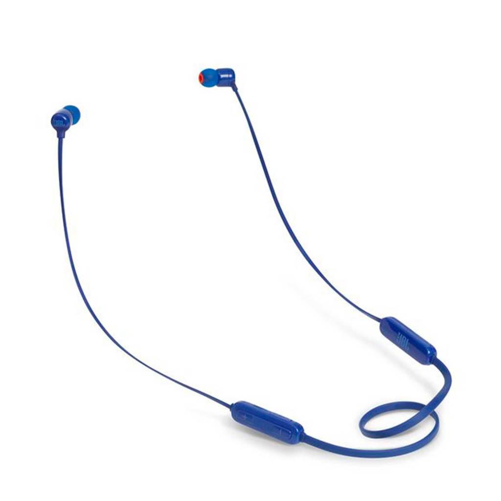JBL T110 in-ear bluetooth koptelefoon blauw, Blauw