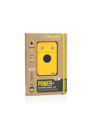 Power+ 3000mAh + outdoor solar powerbank