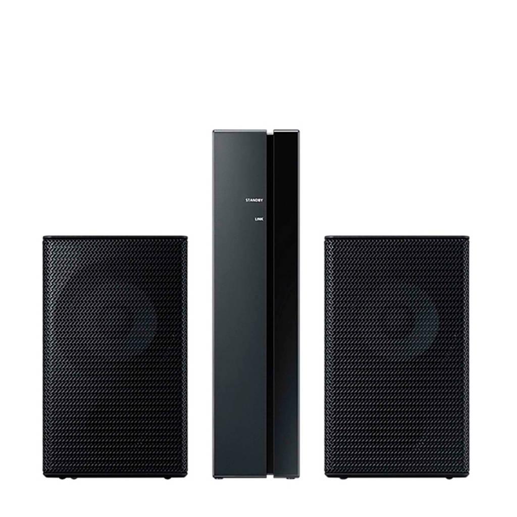 Samsung SWA-9000S/XN draadloze achterspeakers (soundbar), Zwart
