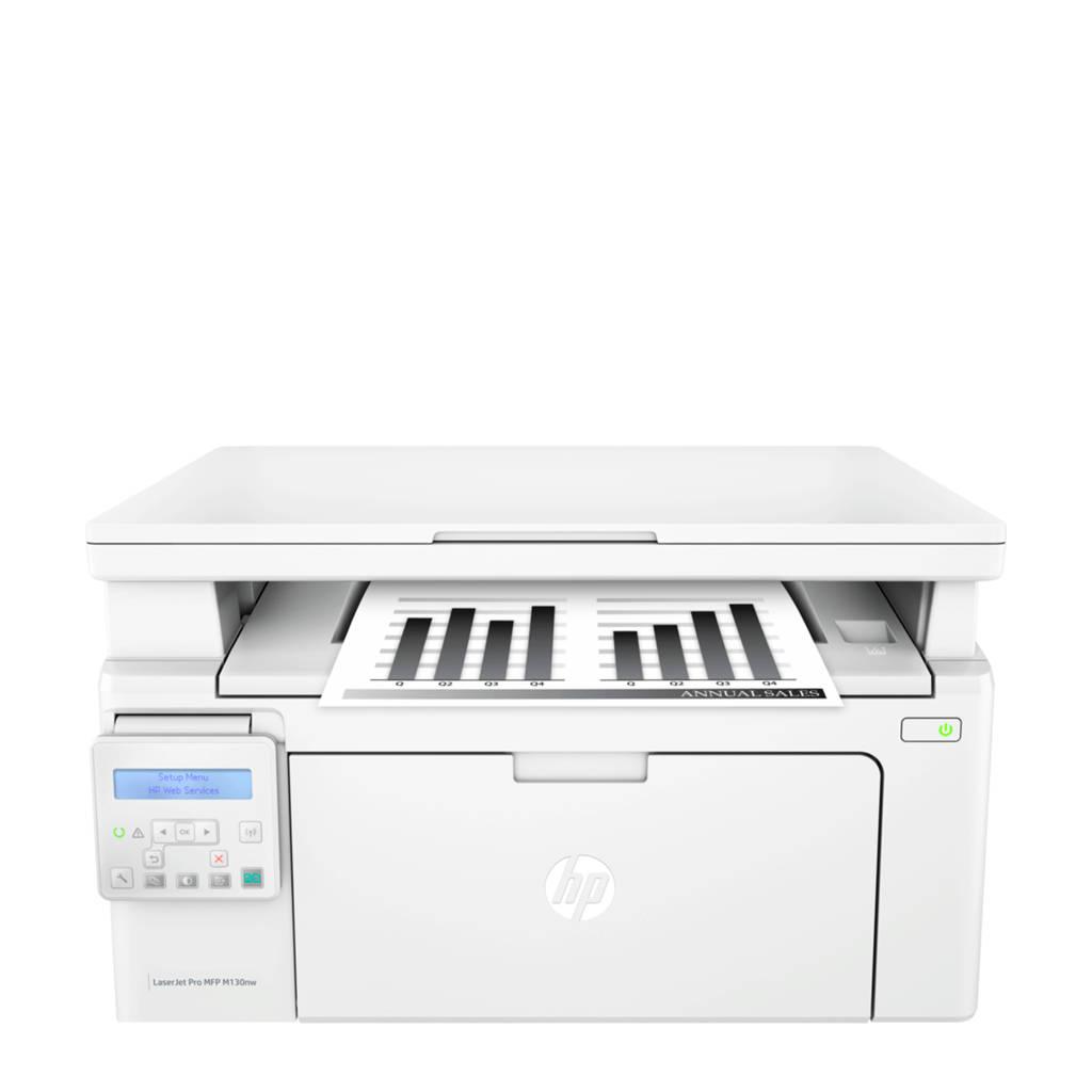 HP LaserJet Pro MFP M130nw laserprinter, Wit