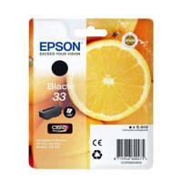 Epson T3331 ZWART inkcartridge, Zwart