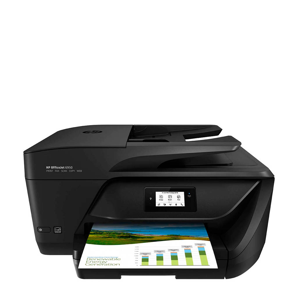 HP OfficeJet Pro 6950 All-in-One printer