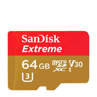 MSD ACTIONCAM 64GB geheugenkaart