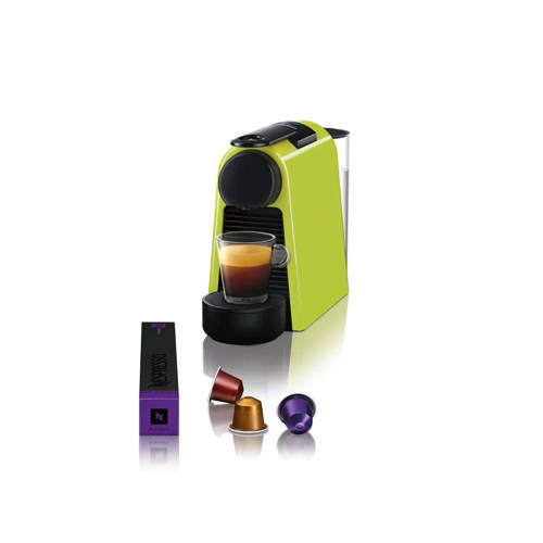 Magimix Essenza Mini Lime Green M115 Nespresso machine kopen