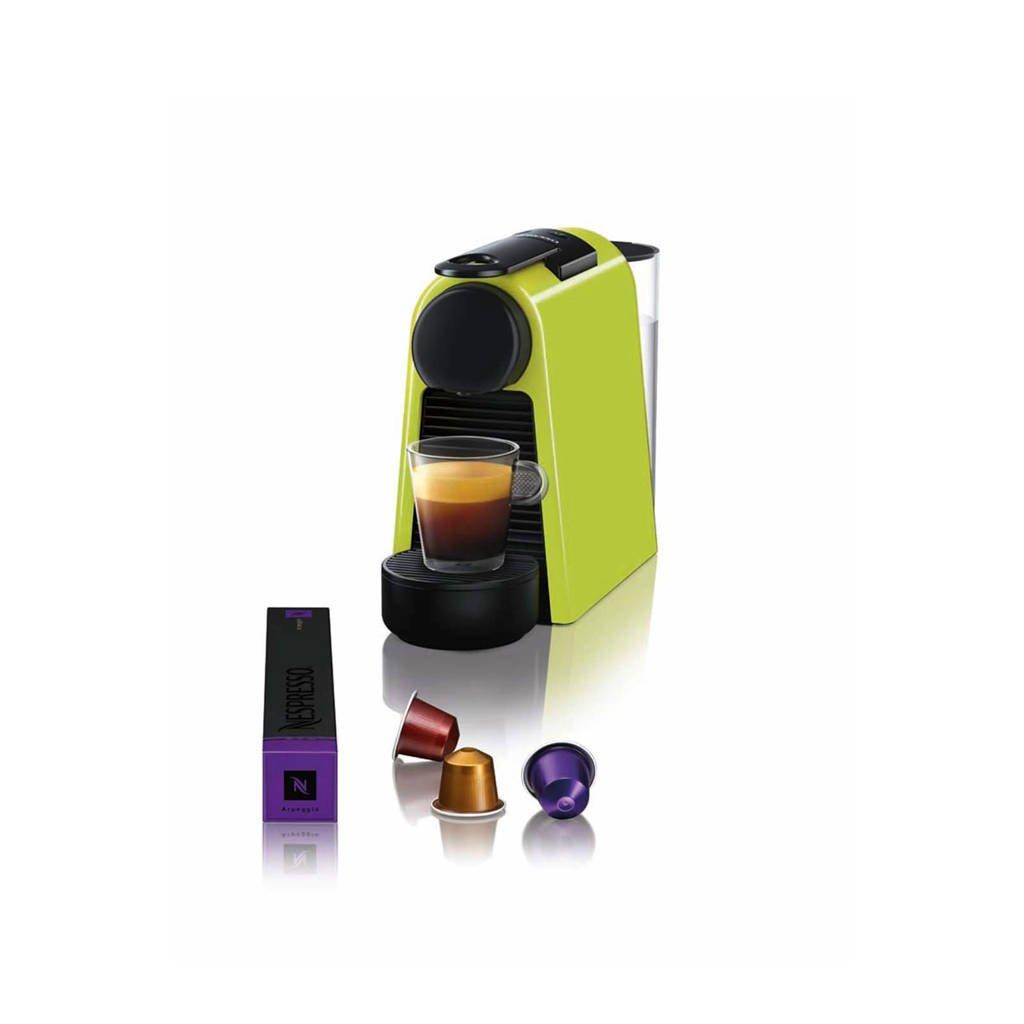 Magimix Essenza Mini Lime Green M115 Nespresso machine, Lime groen