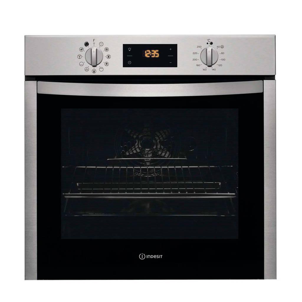 Indesit IFW 5844 C IX inbouw oven