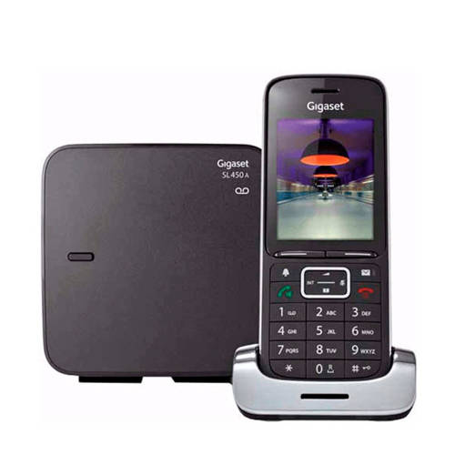 Gigaset SL450A BLACK Huistelefoon kopen