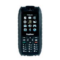 Profoon XF water- en schokbestendige GSM, Zwart
