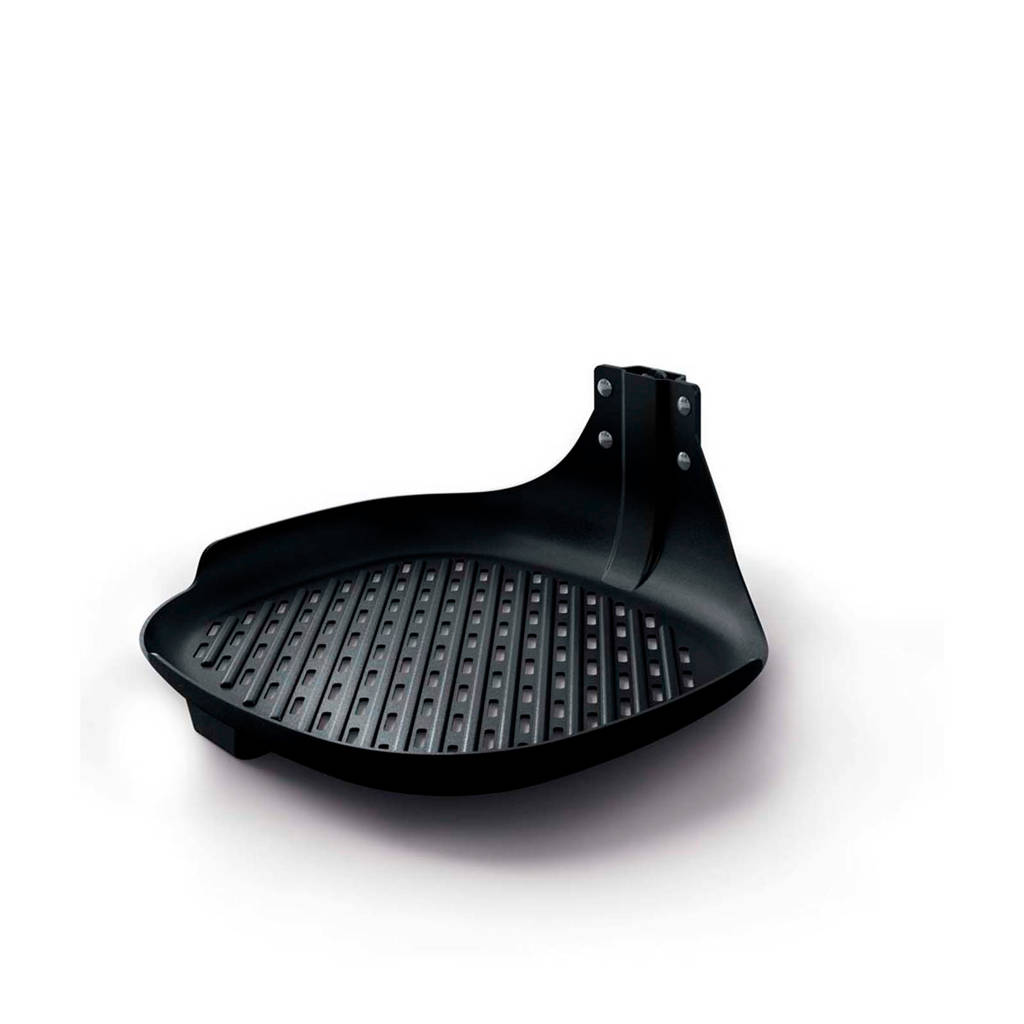 Philips HD9940/00 Airfryer Grill Pan, Zwart