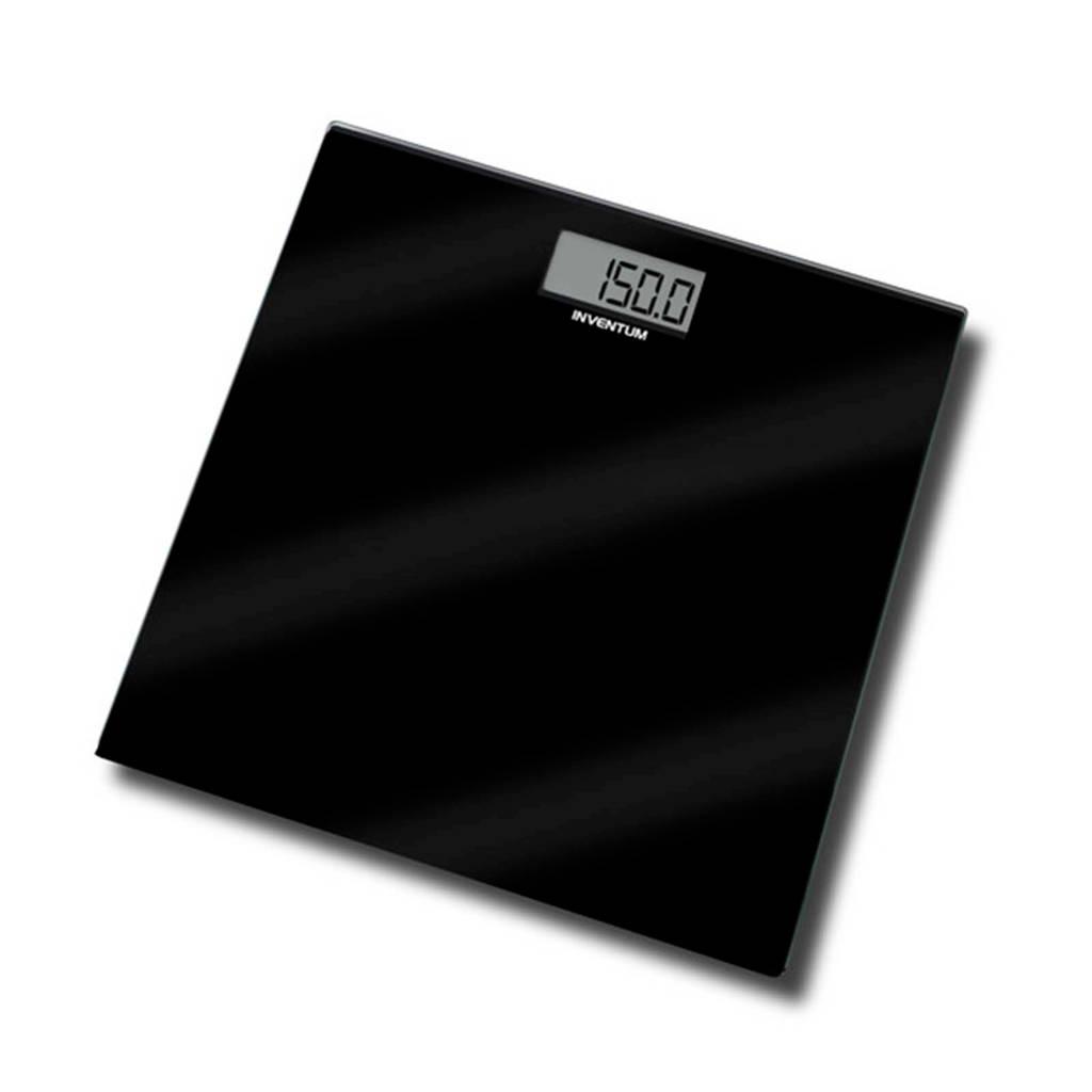 Inventum PW406GB weegschaal, Zwart