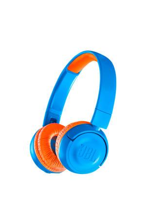 JR300BT Bluetooth on-ear hoofdtelefoon (blauw)