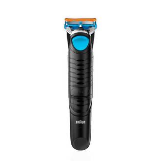 BG5010 BG5010 Wet & Dry bodygroomer met geïntegreerd Gillette scheermes